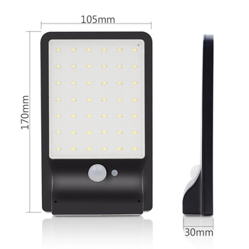 Solar Led Outdoor Wall Light Outdoor Wall Mounted Led Emergency Lights