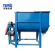 High Speed Dry Powder Double Ribbon Mixer Fast Adhesive Powder Mixing Machine