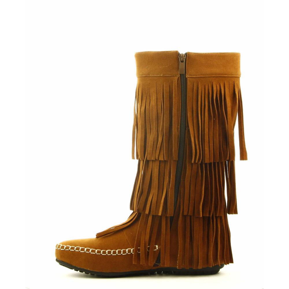 Cheap Fringe Moccasin Boots, find Fringe Moccasin Boots deals on ...