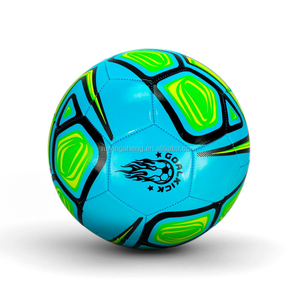 High quality logo printing No 5 soccer ball
