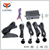Lixing 2016 auto accessories LED parking sensor system with anti-traffic collision function