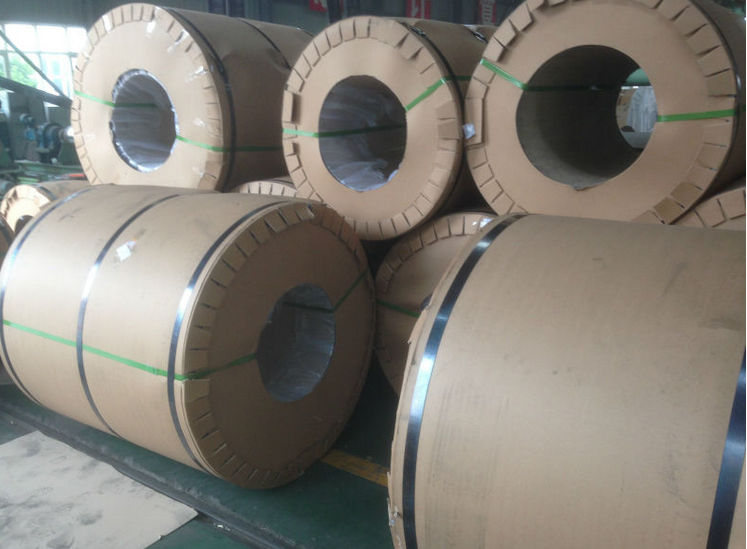 PE Aluminium Coated Coil for lighting decoration, household electrical appliances,