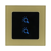 IoT ZGinger smart home system wall touch timer switch