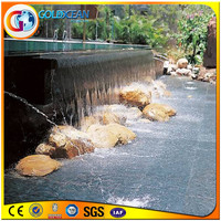 Chinese Outdoor Customized Artificial Animation Waterfall