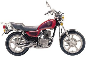 Honda Cm125 Model