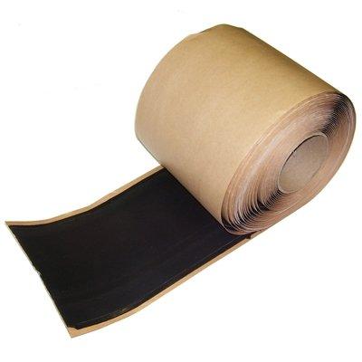 Tite Seal Plcs525 5 X 25/' Black Self Ad Epdm Rubber Repair Tape For Ponds