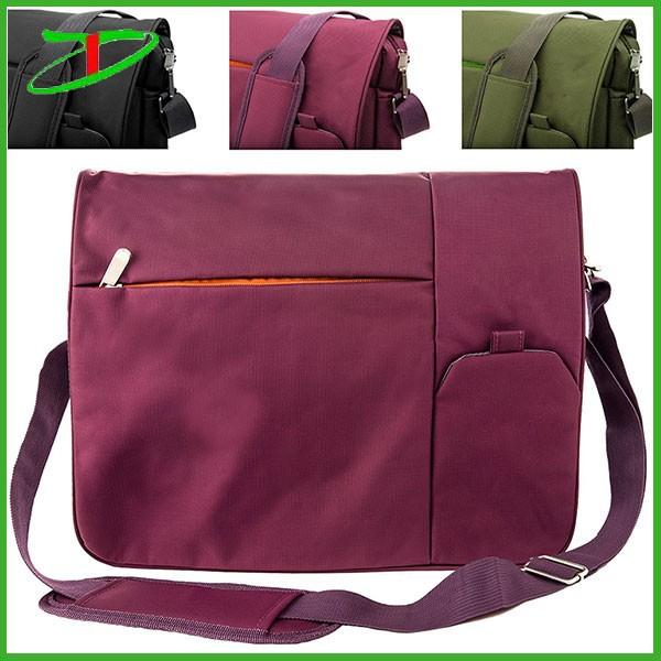 Nylon Laptop Messenger Bag 106