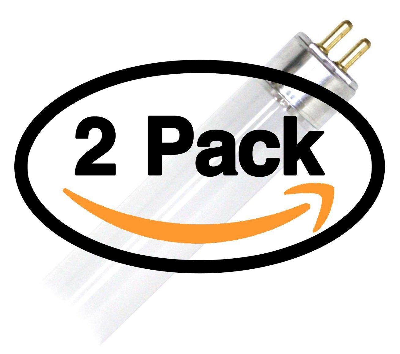 (2 Pack) Sylvania 20926 - FP35/835/ECO 35 Watt T5 Fluorescent Tube Light Bulb 35W F35T5-3500K Replaces F35W/T5/835/ECO F35T5/835/ALTO