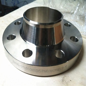 forged DN80 Monel 300p weld neck flange