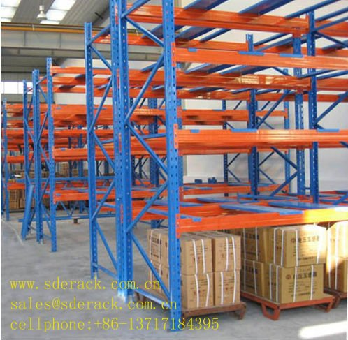 Warehouse Storage Pallet Racking Logistic Equipment Buy