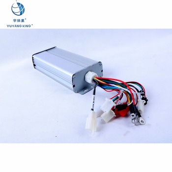 Bicycle Parts Motor Driver Configurable Motor Controller 48V - 72V