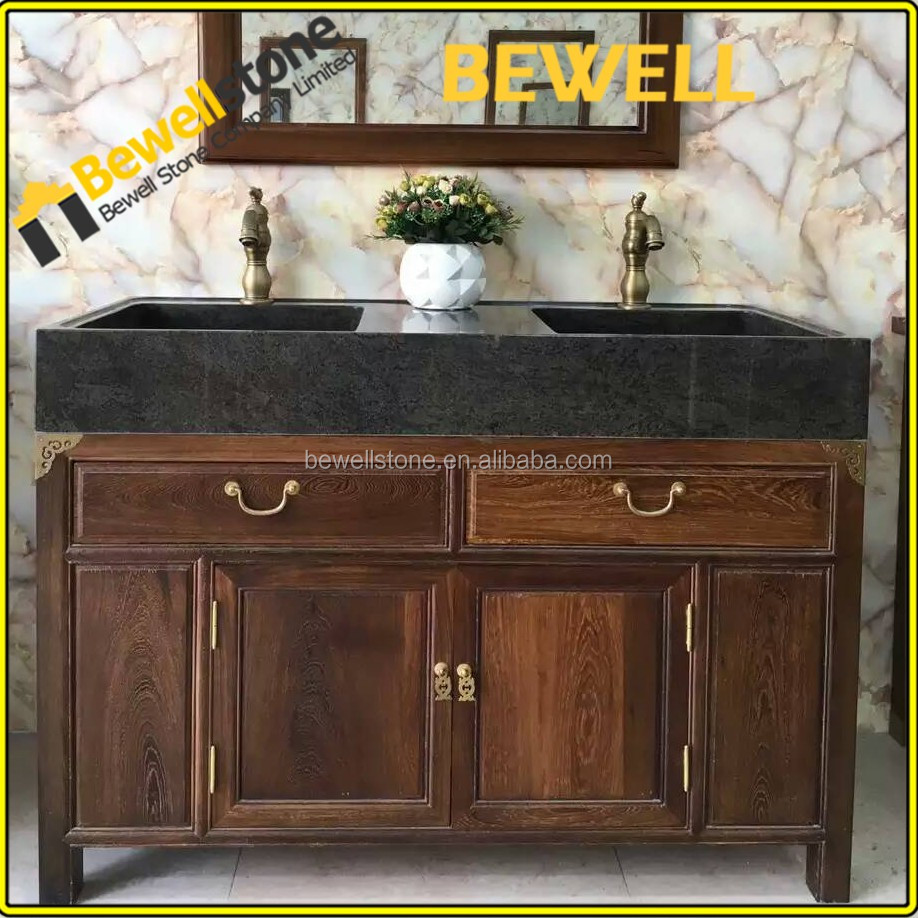Chinese Supplier Offer Banjo Spanish Bathroom Vanity