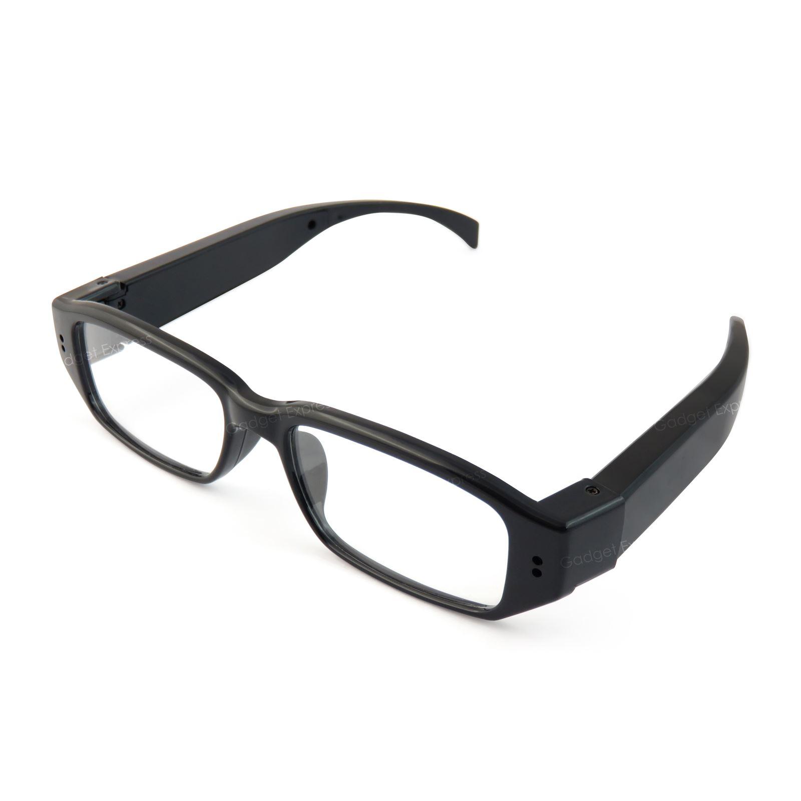 DHL freeshipping QZT Bril Verborgen Camera Onzichtbare Spy Camera DVR Video Recorder Eyewear Camera