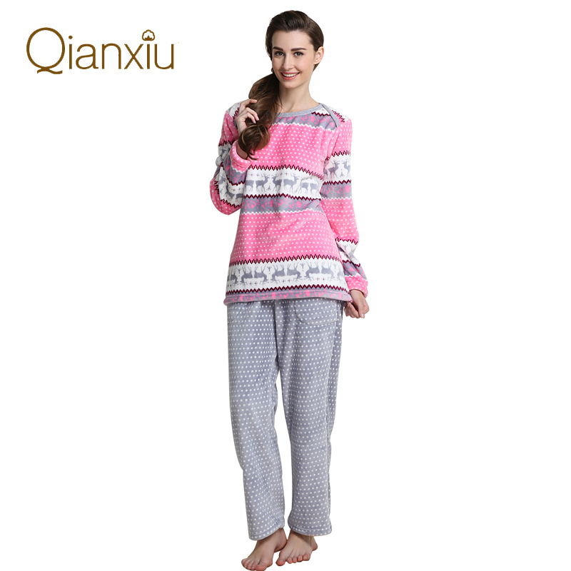 Pajamas help regulate body temperature, keeping you cool in the summer months and toasty in the winter. Of course, the material that the pajamas are made of goes a long way in helping achieve the perfect sleeping temperature.