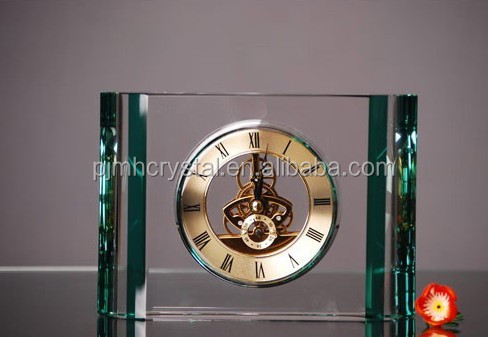 crystal table mini clock MH-ZB023