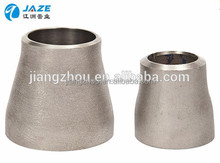 ASTM B16.9 Stainless Steel Weld Con Reducer SCH40