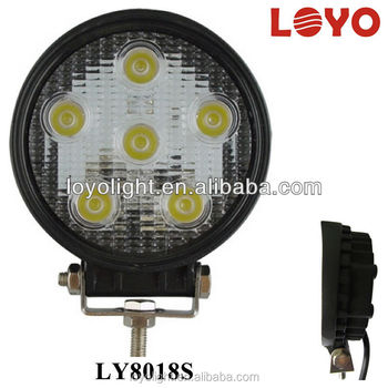 Cheapest!!!! 18w Round Led Truck Tail Lamps From China Car ...