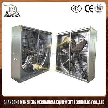 Stainless Steel Kitchen Exhaust Fan/Smoking Room Exhaust Fan