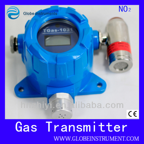 Portable gas meter nitrogen dioxide gas meter NO2 = 0-100 ppm for municipal adminstration