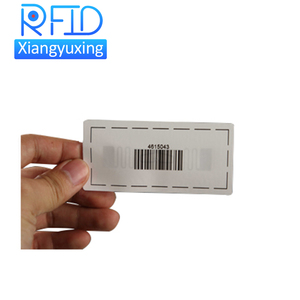 Long range passive 9640 uhf rfid tag with alien h3 chip