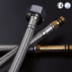 Top selling high quality ss braided hose for faucet