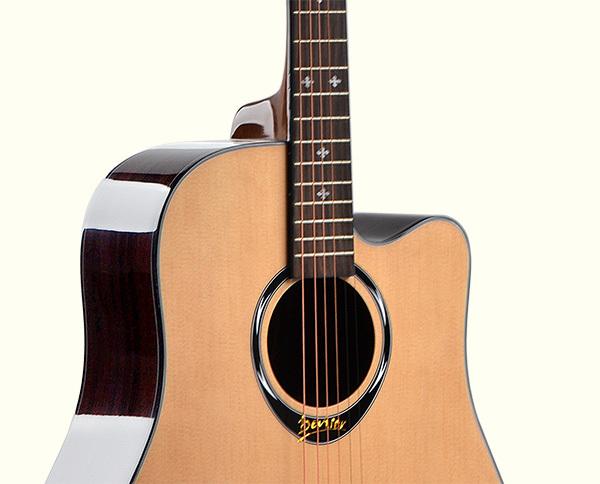 41inch Hot Sale Rosewood Acoustic Guitar,Mahogany Guitar Neck ...