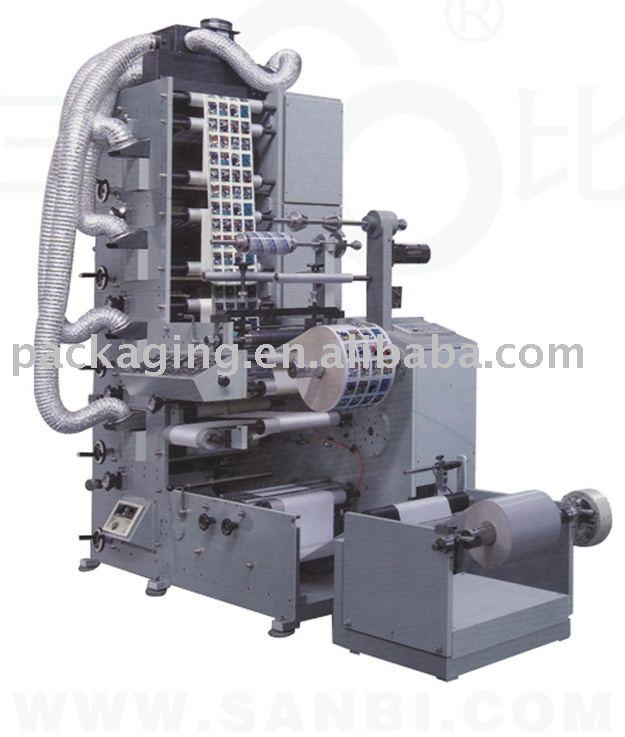 Automatic Uv Flexographic Printing Machine (ry320-b )