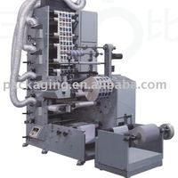 Round Screen Printing Press