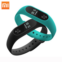 Original Xiaomi Mi Band 2 touch screen heart rate monitor pedometer Fitness tracker Bluetooth Wristband xiomi smart Bracelet