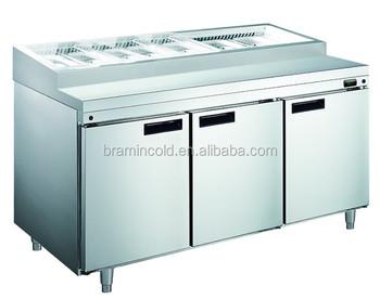 Kühlschrank Unterbau : Unterbau pizza kühlschrank kühl zähler pizza arbeitstisch buy