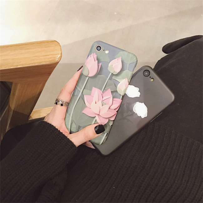 iphone 7 case lotus