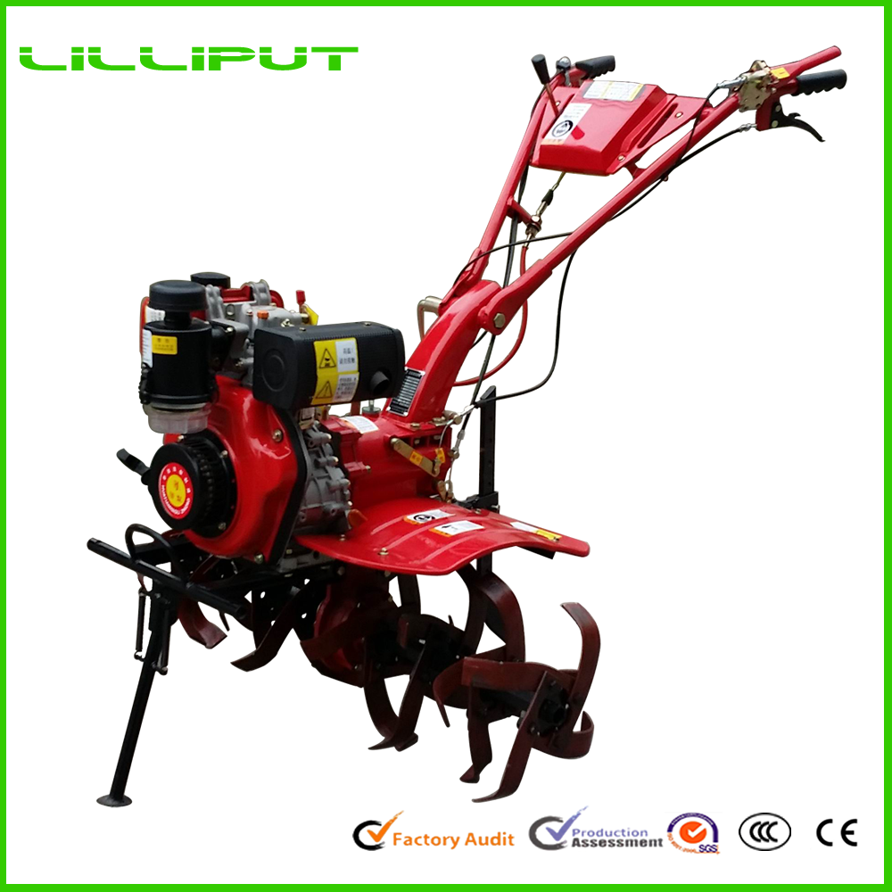 Hot Sale Two Wheel Powerful Modern Farm Tools And Equipment For Paddy Cultivation