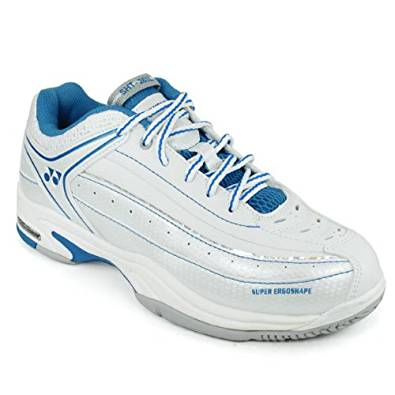 Yonex Power Cushion SHT-261LX Women's Tennis Shoes (White/Blue)