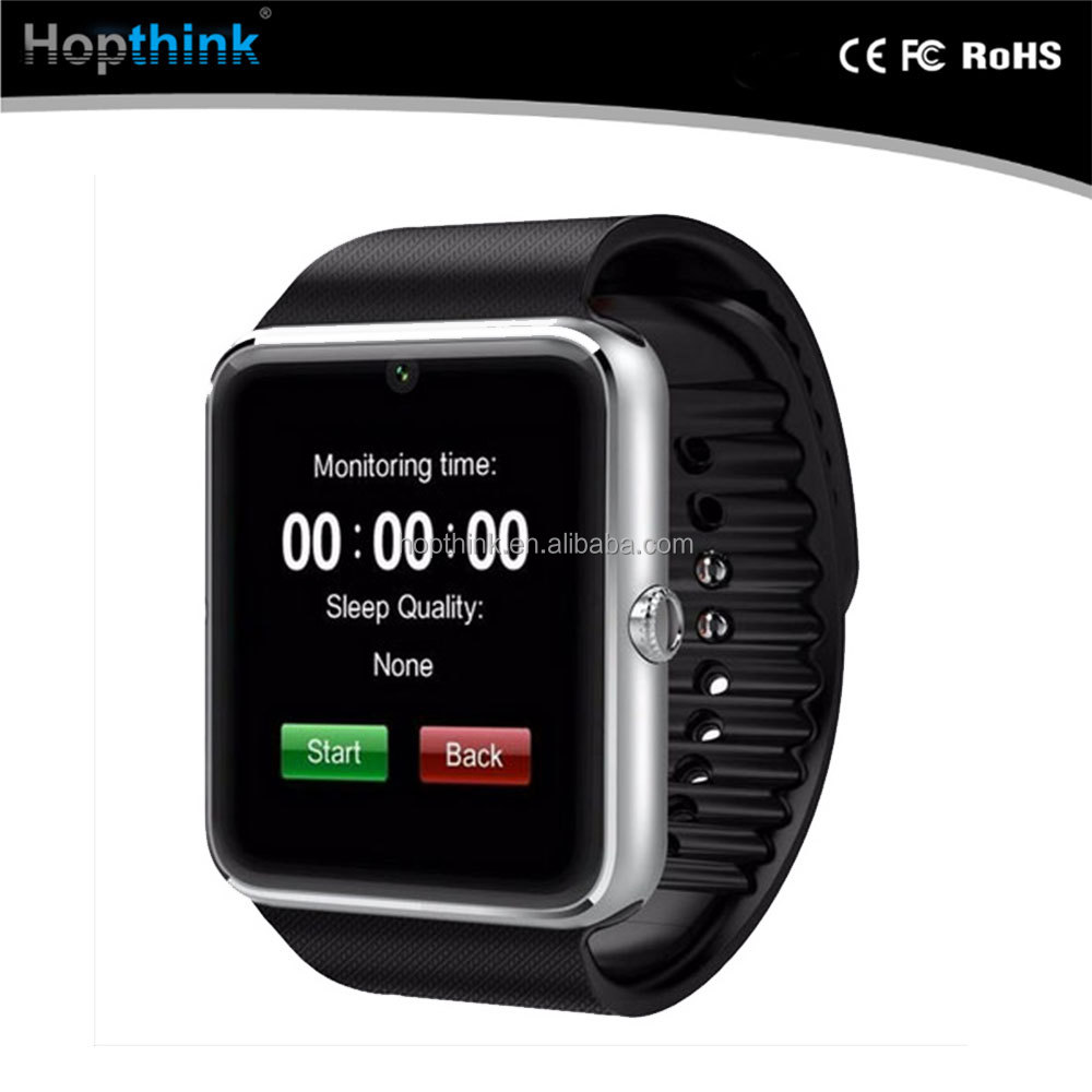 2017 3g smart watch gt88 phone android waterproof ip67 vs k8 smart watch from China