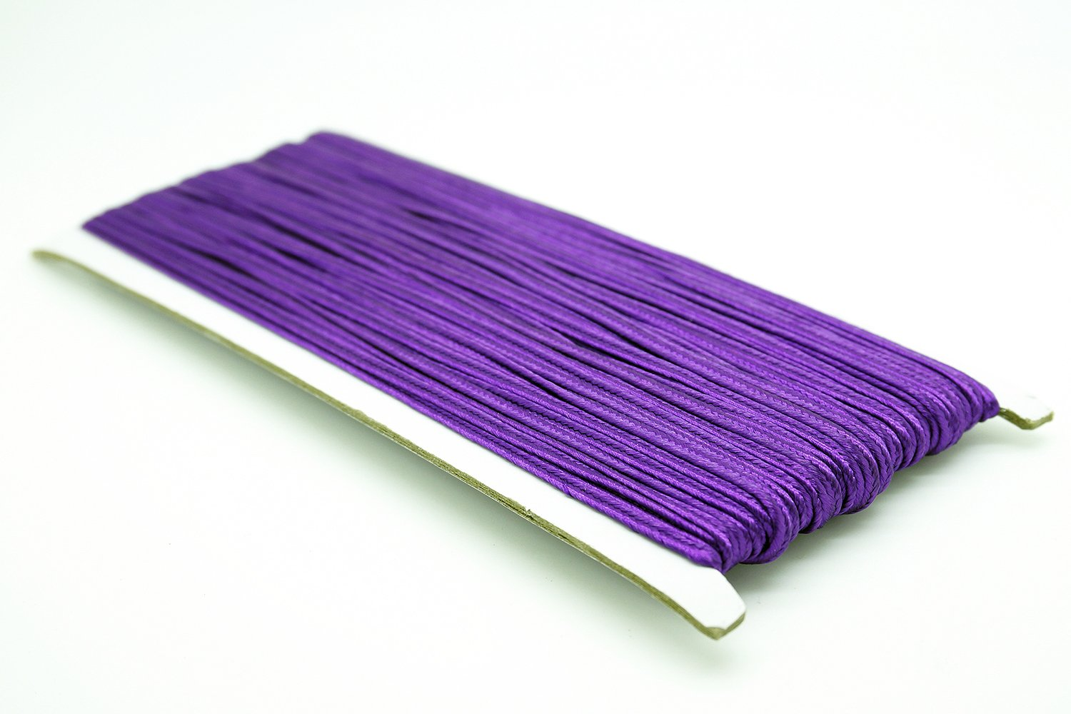 AMETHYST PURPLE 3mm Polyester Soutache Braid Cord String Beading Sewing Quilting Trimming - 30 Yards