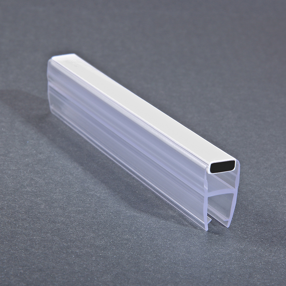 China black hollow pvc plastic seal strip pvc rubber strip for equipment