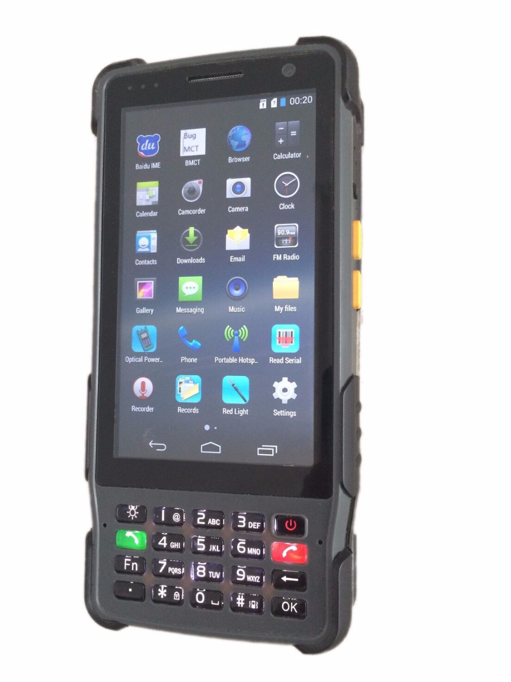 Senter St327 Barcode Scanner Mobile Pda Telecom Pda With ...