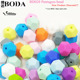 popular soft toys funny silicone beads baby silicone teether
