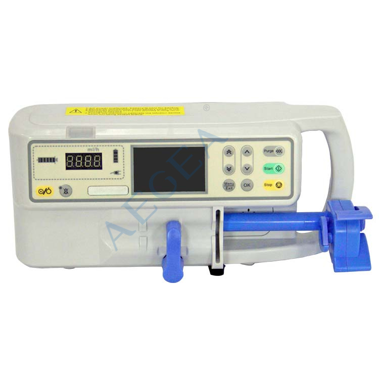 AG-900B portable hospital injection puncture instrument syringe pump for sale