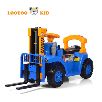 1 8 years old toy china wholesale plastic push cars for kidstoy forklift
