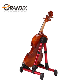Musical Instrument Accessories Portable A Frame Guitar Stand With ...
