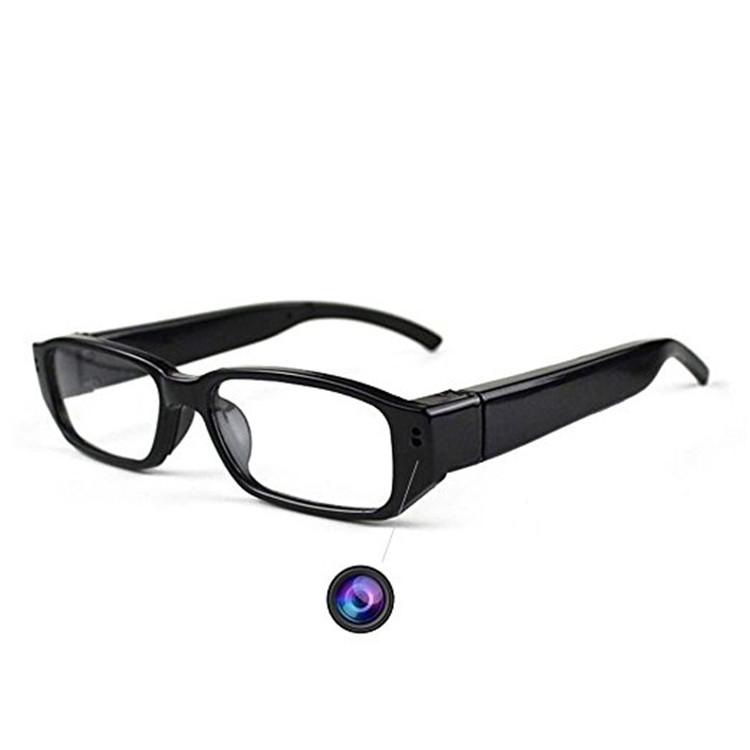 fdec325ea1c Mini Hd Spy Camera Glasses 1080p Hd Hidden Eyeglass Cam Eyewear Dv ...