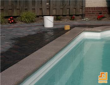 Shandong Rust Granite Pool Coping - Buy Granite Pool Coping  Bullnose,Swimming Pool Bullnose Tile,Swimming Pool Coping Stones Product on  Alibaba.com