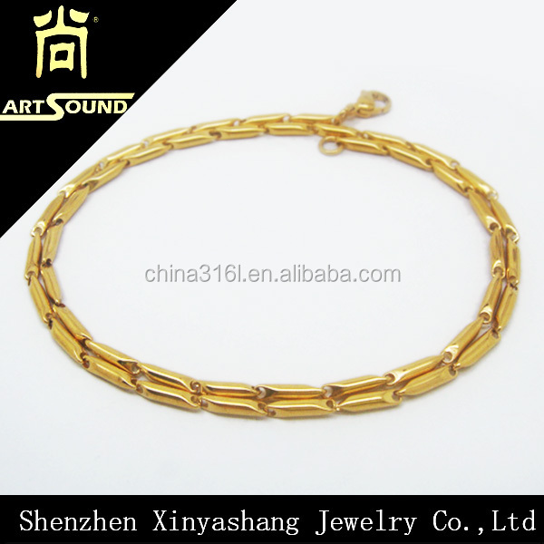 Gold necklace designs in 100 grams
