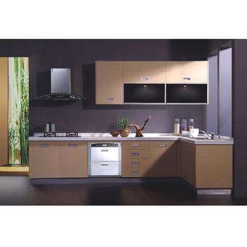 Uns Standard E1 Grade Umwelt Melamin Schrank Für Küche - Buy Umwelt Küche  Schrank,Melamin Küche Schrank,Küche Schrank Product on Alibaba.com