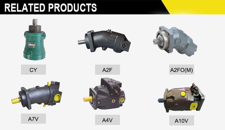 High Pressure Rexroth A2F A2F(M) A4V A7V A10V Series Hydraulic Piston Pump Nice Quality Of Piston Hydraulic Pump Parts