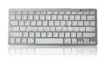Multimedia Keyboard,Bluetooth Keyboard For Mac Apple Microsoft ...