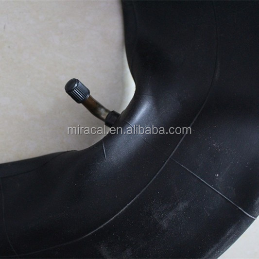 China Factory rubber truck tire inner tube 4.00-8 400-8 TR87