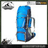 70L+10L Outdoor Sport hiking backpack,mountain top backpack,Waterproof backpack for camping, hiking,travel,climbing