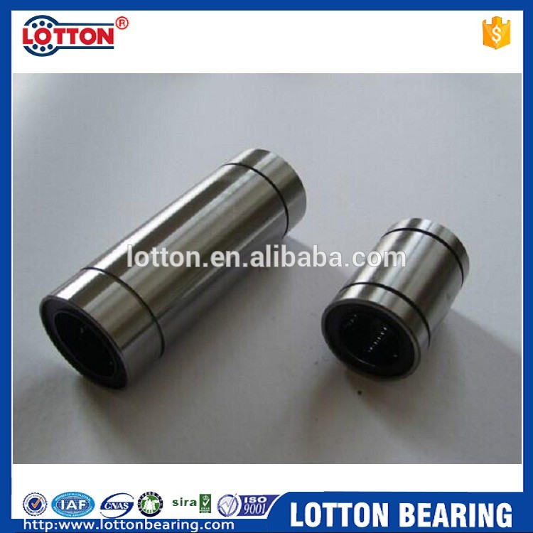 China Supplier Flange Linear Bearing Lmef 8uu